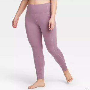 Women's Contour Power Waist High-Waisted Leggings